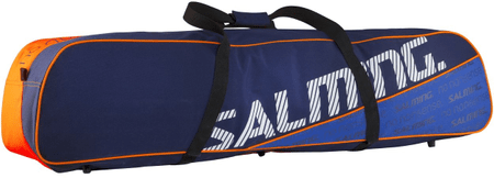 Salming torba na kije do unihokeja Tour Toolbag Navy/Orange SR