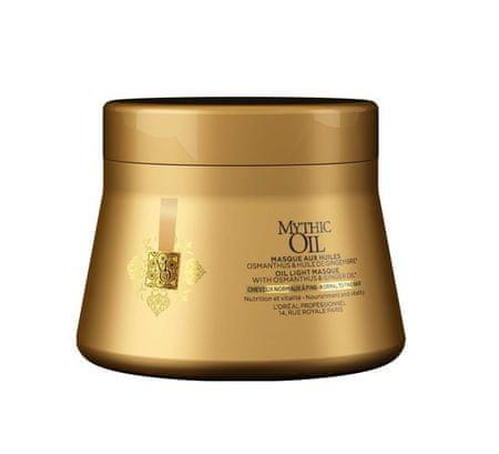 L'Oréal maska Mythic Oil z olejkami nadająca blasku - 200 ml