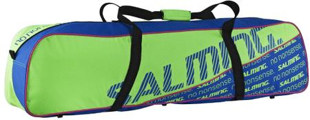 Salming Tour Floorball Gyerektáska, Zöld/Kék