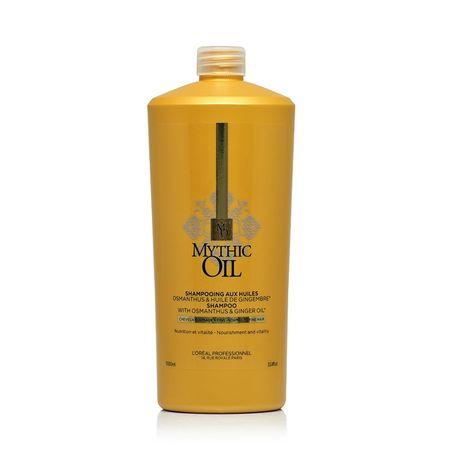 L'Oréal szampon Mythic Oil do włosów normalnych i cienkich - 1000 ml