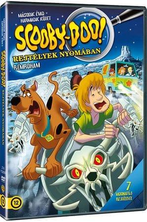 Scooby-Doo! Rejtélyek nyomában 2. évad 3