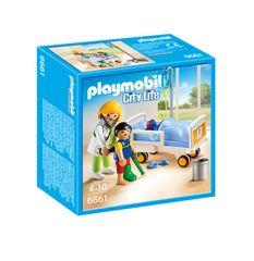 Playmobil 6661 Megvizsgál a doktornéni!