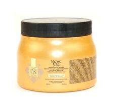 L'Oréal maska Mythic Oil do włosów cienkich i normalnych - 500 ml