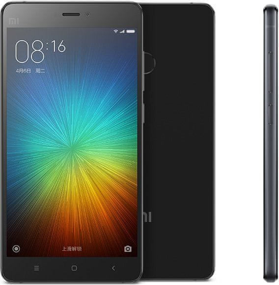 Xiaomi Mi 4S, 3GB / 64GB, černý