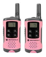Motorola TLKR T41, roza