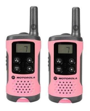 Motorola TLKR T41, růžová