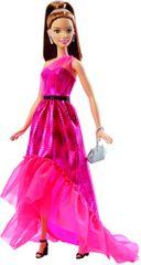 Mattel Barbie Úžasné růžové šaty