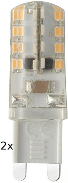 Retlux RLL žárovka LED G9 2,5W 2 ks