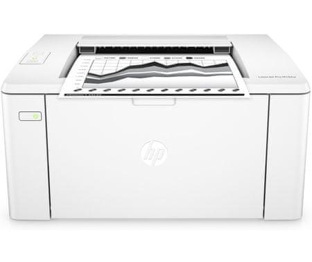 HP laserski pisač LaserJet Pro M102w