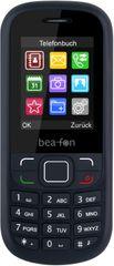 Beafon GSM telefon C40 DS, crni