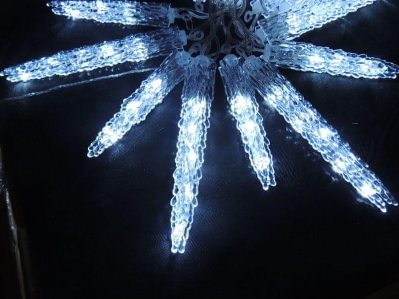 Noel Řetěz Rampouchy se světelnými efekty 3,8+5 m
