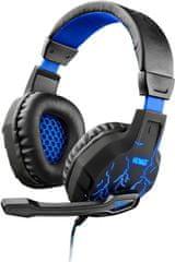 Yenkee słuchawki Ambush, niebieskie (YHP 3020)
