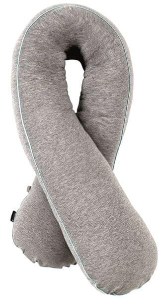 Candide Multifunkční kojící polštář, šedý