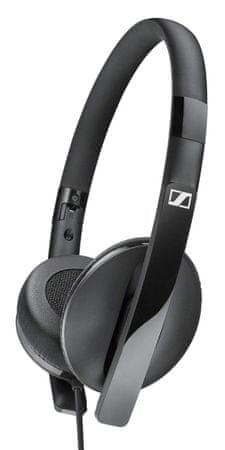 SENNHEISER słuchawki nauszne HD 2.20S, czarny