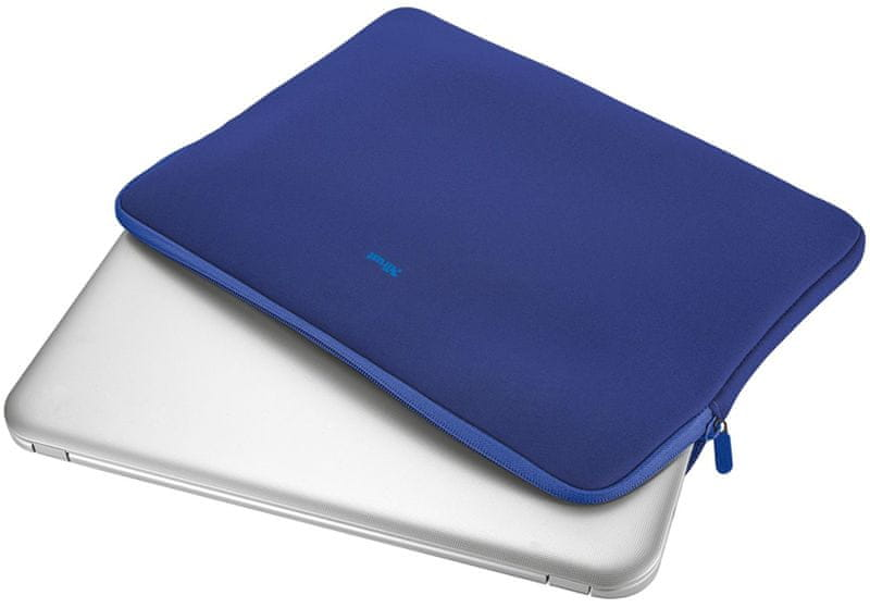 "Trust Primo Soft Sleeve for 11.6"" laptops & tablets - blue (21255)"