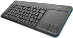 Trust Veza Touchpad Wireless CZ/SK (21267)