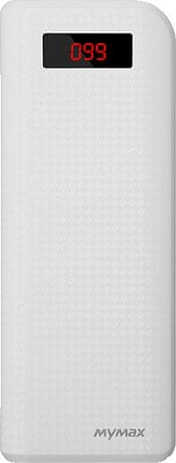 iMyMax Carbon Power Bank 20000mAh White