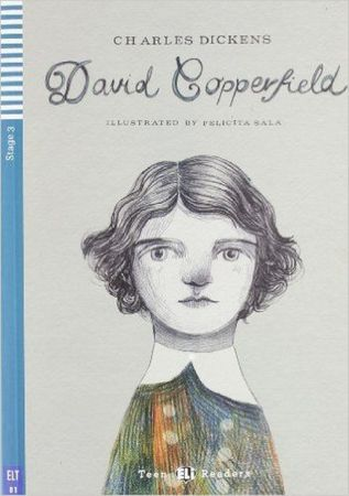 Dickens Charles: David Copperfield+ CD (B1)