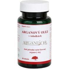 Arganový olej v kapslích cps.60
