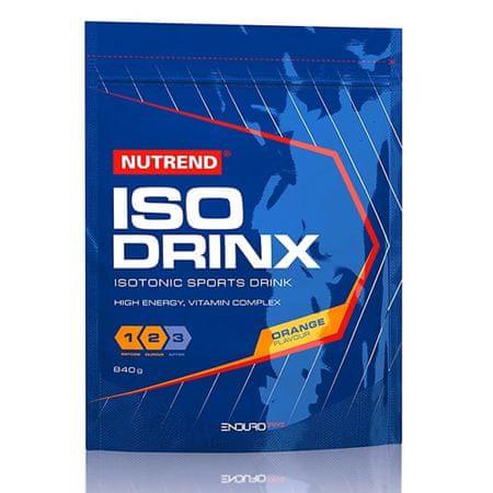 Nutrend Isodrinx italpor, 840g, Grapefruit