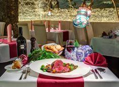 Poukaz Allegria - romantická večeře pod krápníky
