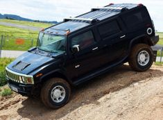 Poukaz Allegria - jízda v Hummeru H2 – 15 minut Příbram