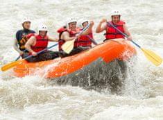 Poukaz Allegria - rafting v peřejích aneb raftová akademie
