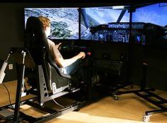Poukaz Allegria - let na leteckém simulátoru