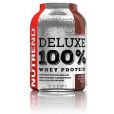 Nutrend Delux 100% Whey 2250g Csokoládé-mogyoró