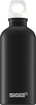 Sigg Traveller Black Touch 0.4l