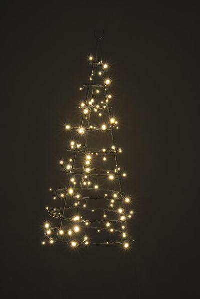 Emos Řetěz s časovačem 120 LED 12 m teplá bílá