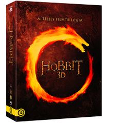 A hobbit 3DBD Trilógia