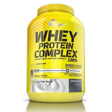 Olimp Whey Protein Complex 100% 2,2kg vanilia