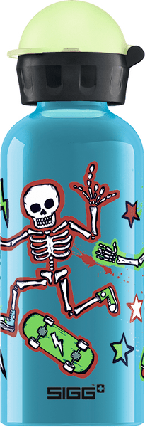 Sigg Glow In The Dark Dancing Skeletons 0.4l