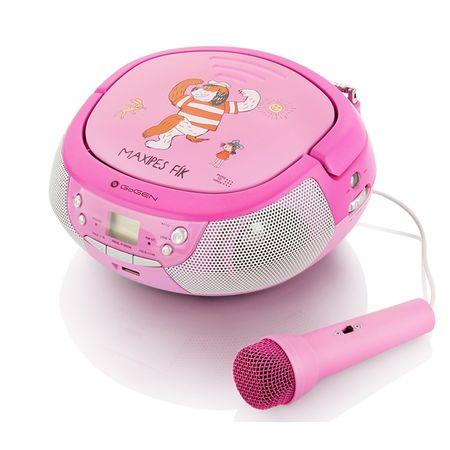 GoGEN otroški radio MAXI, roza