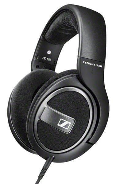 Sennheiser HD 559 sluchátka, černá