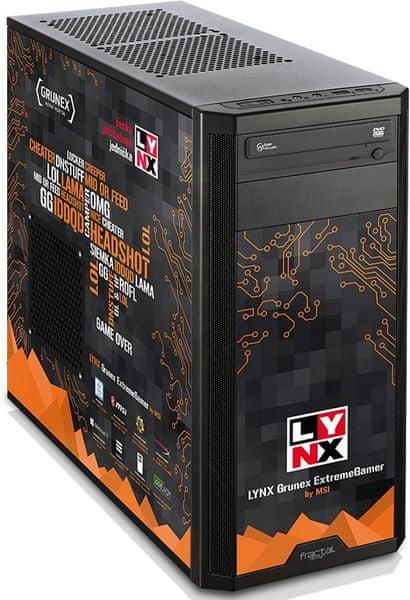 LYNX Grunex ExtremeGamer 2016 (10462291) - II. jakost