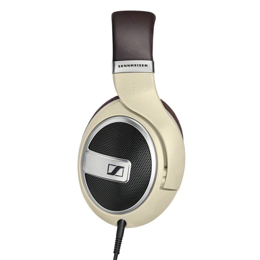 Sennheiser HD 599 sluchátka, slonovinová - rozbaleno