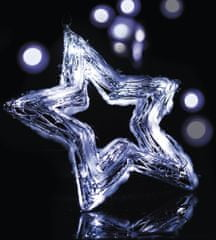 Emos Osvětlení Sněhová hvězda 20 LED - zánovní