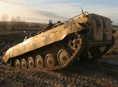 Poukaz Allegria - projížďka v BVP-1 a střelba z AK-47