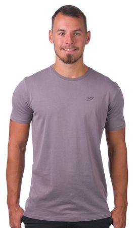 GLOBE moška majica Plank Tee XL vijolična