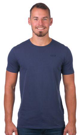 GLOBE férfi póló Sticker Tee XL sötétkék