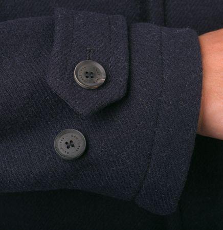Gant pánský kabát L tmavě modrá - Parametry  19ba18338d8