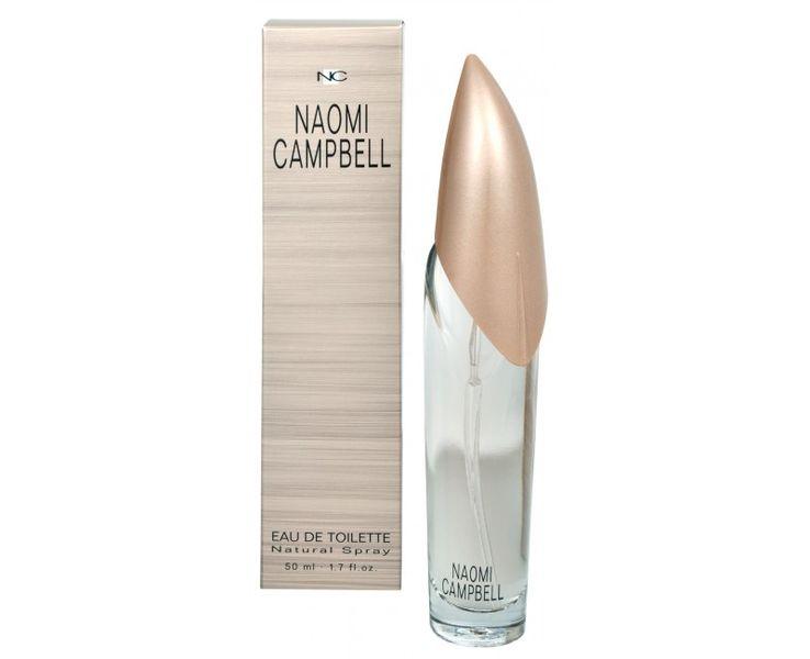 Naomi Campbell Naomi Campbell - toaletní voda s rozprašovačem 30 ml