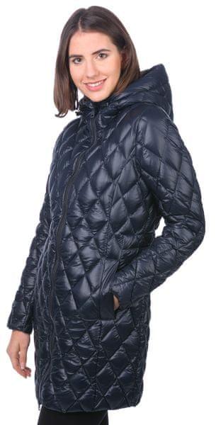 Geox dámský péřový kabát XXS tmavě modrá