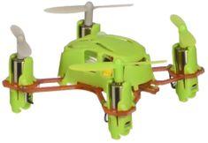 Revell Kvadrokoptéra 23943 – Nano Quad (zelená)