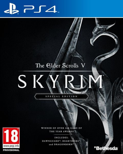 Bethesda Softworks The Elder Scrolls V: Skyrim Special Edition / PS4