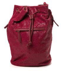 Boscha plecak damski czerwony