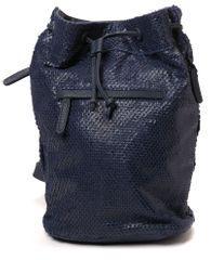 Boscha modrý dámský batoh