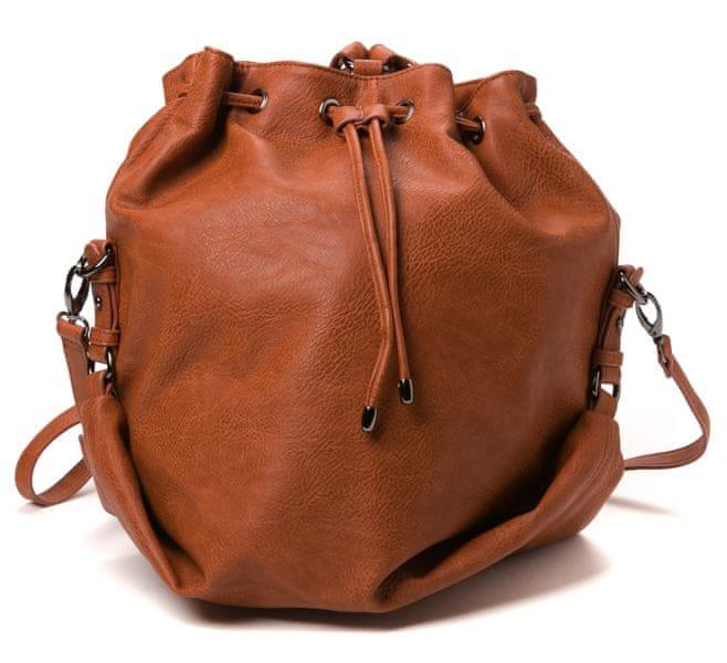 Betty Barclay hnědý dámský batoh Lucy
